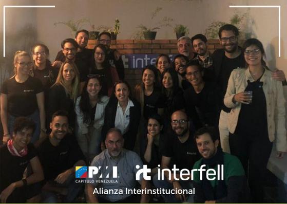 Alianzas: Interfell y PMI Capítulo Venezuela